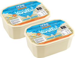 2 x 2L Vanilla Tub DEAL