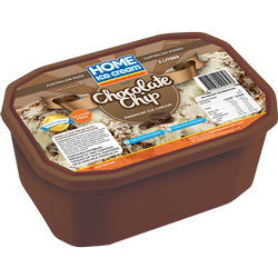*Out of Stock* 2L Chocolate Chip Tub