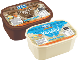 2L Vanilla + 2L Choc Chip Tub DEAL