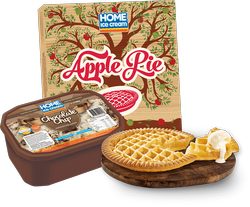 Apple Pie Deal with 2L Choc Chip