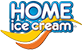 Home Ice Cream Logo